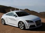 """Audi TTS """"Shelley"""" Autonomous Car"""