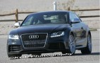 Spy Shots: 2010 Audi RS 5