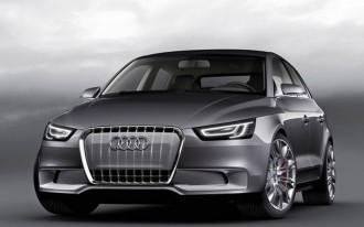 First Pics: Audi A1 Sportback Concept