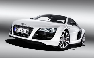 Audi R8 Convertible Coming In 2011