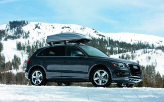Compared: Audi Q5 Vs. BMW X3 Vs. Mercedes-Benz GLK