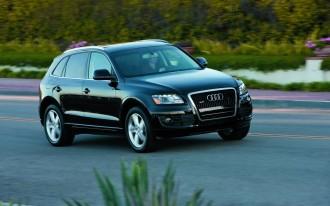 2008-2009 Audi A4, A5, Q5 recalled to fix failing airbags