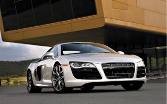 Audi Prices 2010 R8 V10