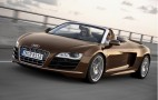 2011-12 Audi R8 Spyder Recalled For Fuel Leak