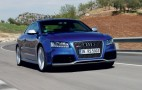 Report: 2011 Audi RS5 Confirmed For U.S., Again