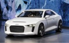 2010 Paris Auto Show: Audi quattro Concept Live Photos