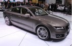 2010 Paris Auto Show: 2011 Audi A7 Live Photos