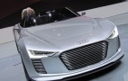 Audi e-tron Spyder Diesel Plug-In Hybrid Turns Up At Le Mans