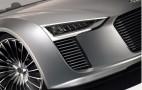 Audi e-Tron Spyder Frolics In Malibu: Video