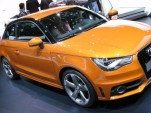 Audi A1 1.4 TFSI live photos