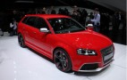 2012 Audi RS3 Live Photos: 2011 Geneva Motor Show