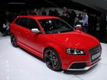 2012 Audi RS3 live photos