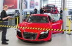 Inside Look At Audi R8 e-tron Development Center