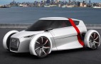 New Images Of 2011 Audi Urban Concept: 2011 Frankfurt Auto Show