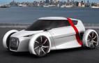 Audi Urban Concept: 2011 Frankfurt Auto Show