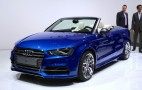 2015 Audi S3 Cabriolet: 2014 Geneva Motor Show Live Photos And Video
