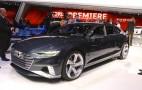 Audi Prologue Avant Concept Live Photos And Video: 2015 Geneva Motor Show