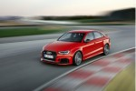 Audi RS 3 debuts with 400 horsepower