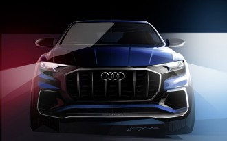 Audi goes even more upmarket with Q8 Concept