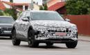 2019 Audi e-tron Quattro electric spy shots - Images via S. Baldauf/SB-Medien