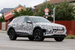 2019 Audi e-tron quattro spy shots