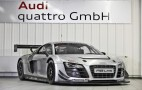 Audi R8 LMS ultra Entering 2012 FIA GT1 World Championship
