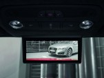 Audi's digital rear-view mirror