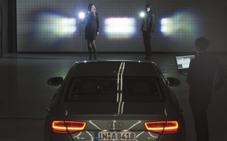 Audi's Smart LED Headlights Banned In The U.S., Okay Everywhere Else