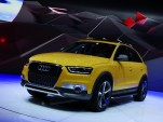 Audi's Q3 Jinlong Yufeng concept for the 2012 Beijing Auto Show