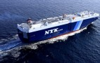 How To Send Hybrid Cars From Japan? Diesel-Hybrid Cargo Ship, Of Course