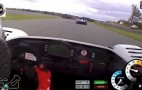 15 Year Old Girl Racer Turns Laps Like A Boss: Video