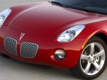 Aussie sourced Pontiac G8 to feature Solstice front-end