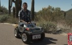 Like Small Cars? Here's The World's Smallest -- And It's Street-Legal