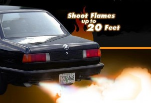 Aftermarket Accessories We Really Want: Flamethrower