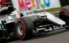 Hamilton closes in on Rosberg with Mexican Grand Prix win