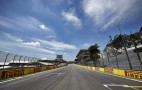 Formula One Brazilian Grand Prix Weather Forecast