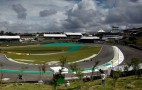 2014 Formula One Brazilian Grand Prix Weather Forecast