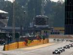 Autodromo Nazionale Monza, home of the Formula One Italian Grand Prix