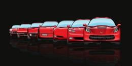 Automoji Corvette Lineup