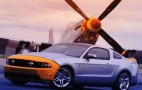 Ford Builds AV-X10 'Dearborn Doll' Mustang for EAA Gathering of Eagles