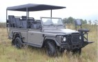 Land Rover Greens Up Savannah Safaris With All-Electric Defender