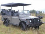 Axeon All-Electric Land Rover Defender