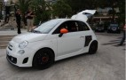 Aznom Unveils 230-HP Mid-Engine Rear-Drive Fiat 500 At Top Marques Monaco