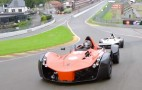 Sabine Schmitz And Ron Simons Take On Spa In The BAC Mono: Video