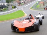 BAC Mono at Spa