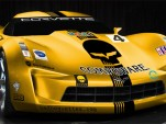 Badboyvette Corvette Stingray C7.R rendering