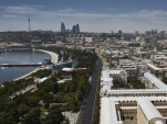 Baku City Circuit, home of the Formula One Azerbaijan Grand Prix