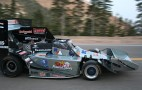 1,307-HP Turbo Chevy-Powered Pikes Peak Racer Practice Run: Video