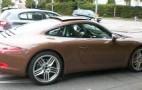 Barely Disguised 2012 Porsche 911 Caught On Video
