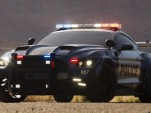 "Barricade Ford Mustang police car from ""Transformers: The Last Knight"""
